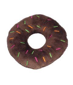 6035---Brinquedos-para-Pet---Pelucia-Fun---Donuts---Marrom---Pet-Brink---FRENTE