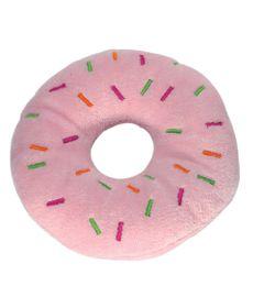 6035---Brinquedos-para-Pet---Pelucia-Fun---Donuts---Rosa---Pet-Brink---FRENTE