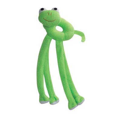 6062---Brinquedos-para-Pet---Pelucia-Leg-Friends---Sapo---Pet-Brink---FRENTE