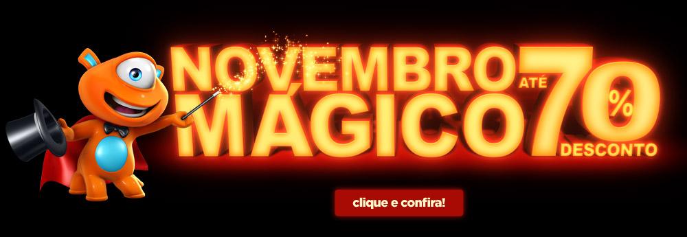 Novembro Mágico