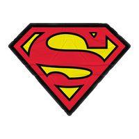 Almofada-3D---DC-Comics---Superman-Logo---Metropole