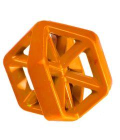 Brinquedos-para-Pet---Hexagon-Tec---Laranja---Pet-Brink