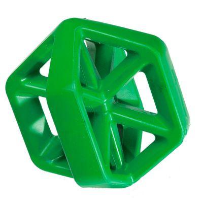 Brinquedos-para-Pet---Hexagon-Tec---Verde---Pet-Brink