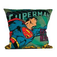 Capa-para-Almofada---DC-Comics---Superman-Classica---45x45-Cm---Metropole