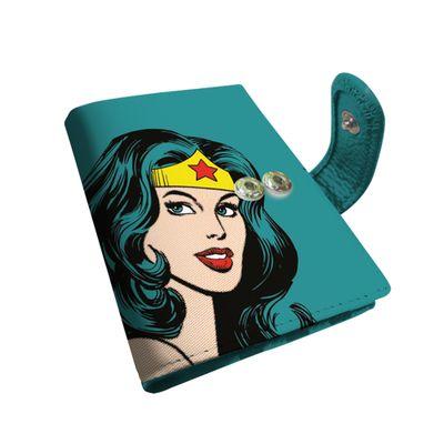 Carteira-Feminina-com-Porta-Cartoes---DC-Comics---Mulher-Maravilha---Metropole