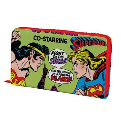 Carteira-Feminina---DC-Comics---Mulher-Maravilha-Girl---Metropole