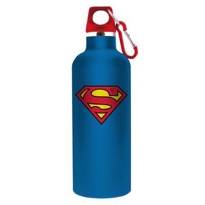 Garrafa-Termica---500-Ml---DC-Comics---Superman---Azul---Metropole