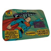 Tapete-75x40-Cm---DC-Comics---Superman---Metropole