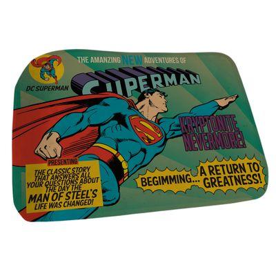 Tapete-75x40-Cm---DC-Comics---Superman---Metropole
