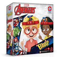 Jogo-Eu-Sou---Vingadores---Marvel---Disney---Estrela