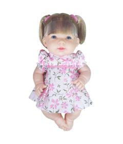 boneca-luiza-38-cm-vestido-floral-rosa-cotiplas-2078_Frente