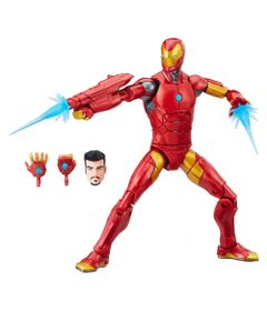 Figura-de-Acao---25-Cm---Disney---Marvel-Legend-Series---Iron-Man---Hasbro-Frente