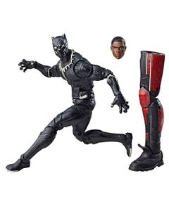 Figura-de-Acao---25-Cm---Disney---Marvel-Legend-Series---Civil-War---Pantera-Negra---Hasbro-Frente