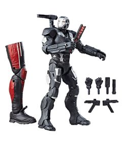 Figura-de-Acao---25-Cm---Disney---Marvel-Legend-Series---Civil-War---War-Machine---Hasbro-Frente