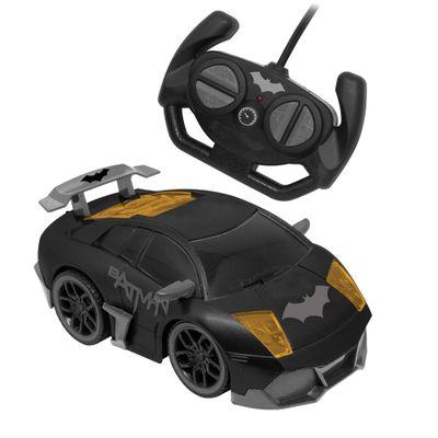 Carrinho-de-Controle-Remoto---DC-Comics---Liga-da-Justica---Dynamic-Racer---Batman---Candide