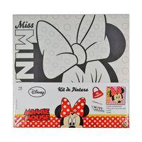 Conjunto-de-Artes---Kit-de-Pintura---Minnie---DTC