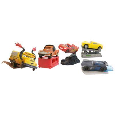 Conjunto-de-Mini-Figuras---Domo---Disney---Carros---Sunny