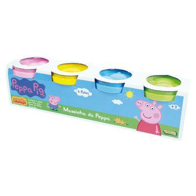 Massa-de-Modelar---Ki-Massa---4-Potes---Peppa-Pig---Sunny