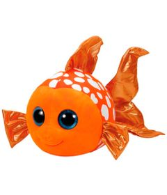 Pelucia-45-Cm---Beanie-Boos---Pelucias-Coloridas---Peixe-Laranja---DTC
