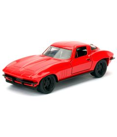 Veiculo-Die-Cast---Escala-1-24---Fast-And-Furious-7---Letty-s-Chevy-Corvette---DTC