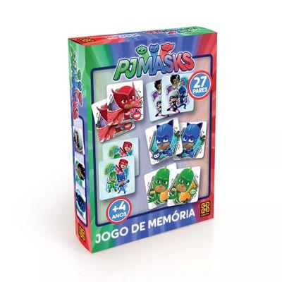 Jogo-de-Memoria---PJ-Masks---Grow-Embalagem