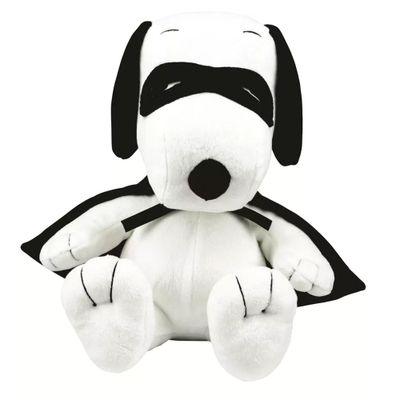 Pelucia-Media---30-Cm---Snoopy---Capa-e-Mascara---DTC-frente