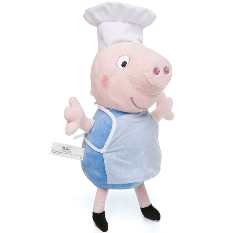 Pelucia-30-Cm---Peppa-Pig---Chef-