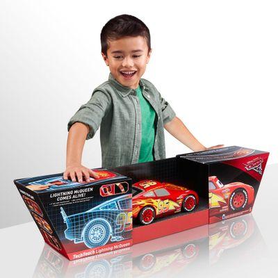 Carrinho---Disney-Carros---Relampago-McQueen---Mattel-frente