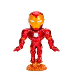 Figura-Colecionavel-6-Cm---Metals-Die-Cast---Disney---Marvel-Avengers---Iron-Man---DTC