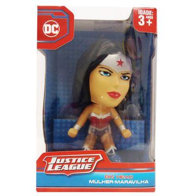 Figura-Colecionavel-de-Vinil---15-Cm---DC-Comics---Mulher-Maravilha---Big-Head---Grow