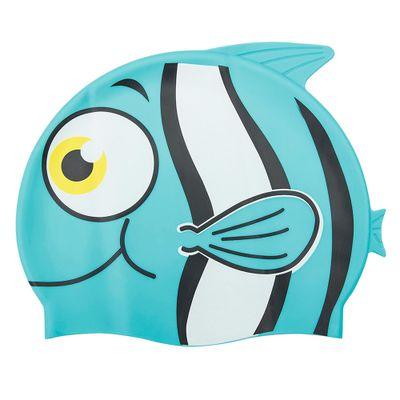 Touca-de-Silicone---Peixinho---Azul---New-Toys