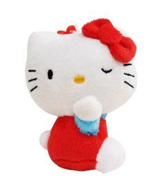 Pelucia-com-Clip---10-Cm---Hello-Kitty---DTC