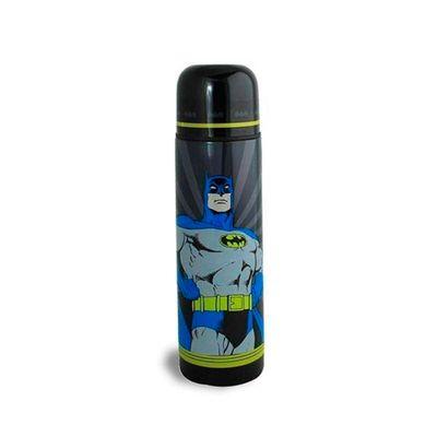 Garrafa-Termica---500-Ml---DC-Comics---Batman---Preta---Metropole