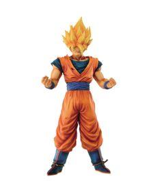 figura-colecionavel-30-cm-dragon-ball-z-son-goku-bandai-Frente