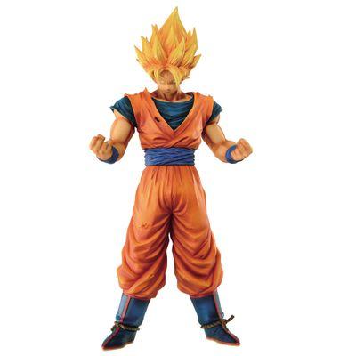 figura-colecionavel-30-cm-dragon-ball-z-son-goku-bandai-Frente