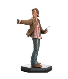 figura-colecionavel-127-cm-supernatural-sam-winchester-quantum-mechanix-Frente