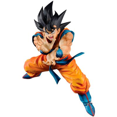 Figura-Colecionavel---20-Cm---Dragon-Ball-Z---Goku---Kamehameha---Bandai
