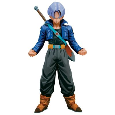 Figura-Colecionavel---26-Cm---Dragon-Ball-Z---Trunks-do-Futuro---Bandai