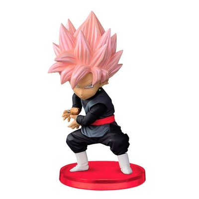 Figura-Colecionavel---7-Cm---Dragon-Ball-Super---Saiyajin-Black-Goku-Rose---Bandai