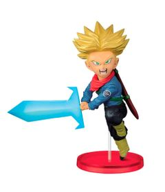 Figura-Colecionavel---7-Cm---Dragon-Ball-Super---Super-Saiyajin-2-Trunks-do-Futuro---Bandai