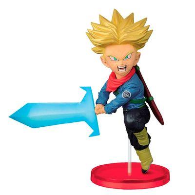 Figura-Colecionavel---7-Cm---Dragon-Ball-Super---Super-Saiyajin-2-Trunks-do-Futuro---Bandai