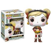 Figura-Colecionavel---Funko-POP---DC-Comics---Bombshells---Harley-Quinn---Funko