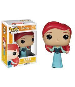 Figura-Colecionavel---Funko-POP---Disney---A-Pequena-Sereia---Ariel--Vestido-Azul---Funko