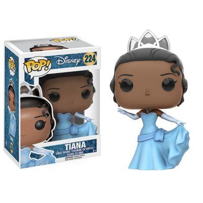 Figura-Colecionavel---Funko-POP---Disney---A-Princesa-e-o-Sapo---Tiana---Funko