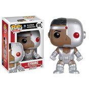 Figura-Colecionavel---Funko-POP---Disney---Marvel---Cyborg---Funko