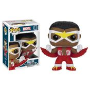 Figura-Colecionavel---Funko-POP---Disney---Marvel---Falcon---Funko