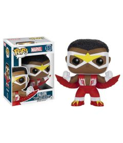 Figura-Colecionavel---Funko-POP---Disney---Marvel---Falcon---Funko