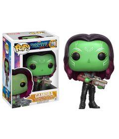 Figura-Colecionavel---Funko-POP---Disney---Marvel---Guardioes-da-Galaxia-2---Gamora---Funko