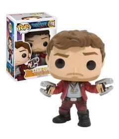 Figura-Colecionavel---Funko-POP---Disney---Marvel---Guardioes-da-Galaxia-2---Sr-das-Estrelas---Funko