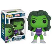 Figura-Colecionavel---Funko-POP---Disney---Marvel---She-Hulk---Funko